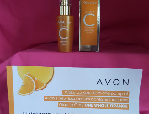 Wake Up Your Skin With Anew From Avon